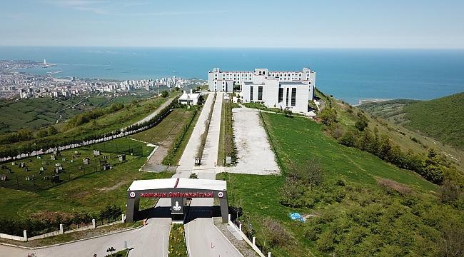 Samsun Üniversitesi iki yaşında