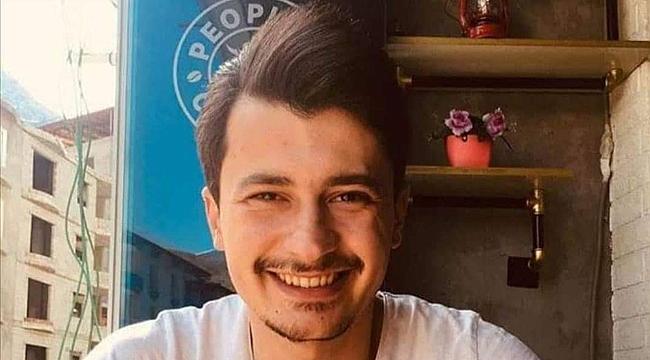 BAFRALI POLİS KAZA ŞEHİDİ