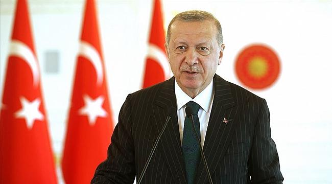 Erdoğan: Kıdem tazminatıkalıcı bir sisteme bağlanacak