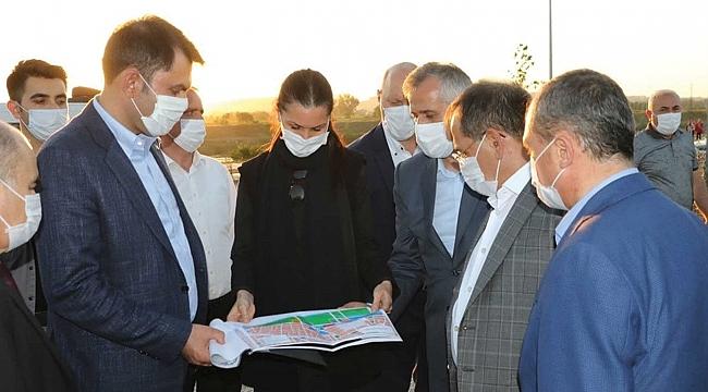Bafra Millet Bahçesi Projesi onaylandı