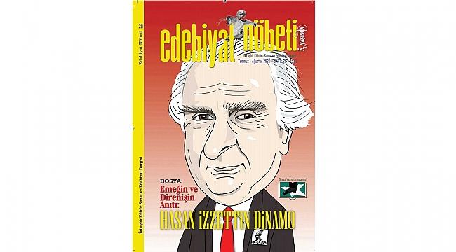 Edebiyat Nöbeti'nden Dinamo dosyası