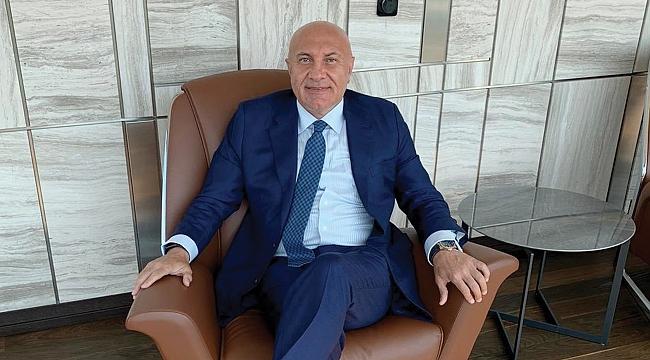 'FARK YARATMAYA GELDİM'