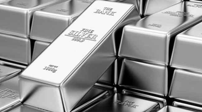 Gümüşte değer yükseliyor