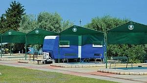 Huzurlu tatilin adresiSamsun Karavan Parkı