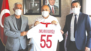 Kasapoğlu'na Samsunspor forması