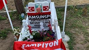 'SENİN İÇİN PES ETMEDİK BATUHAN'