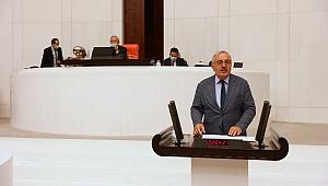 Yaşar'dan Uygur Türkleri için araştırma önergesi