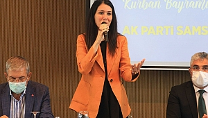 AK Parti geleceğe vizyon açmaktadır