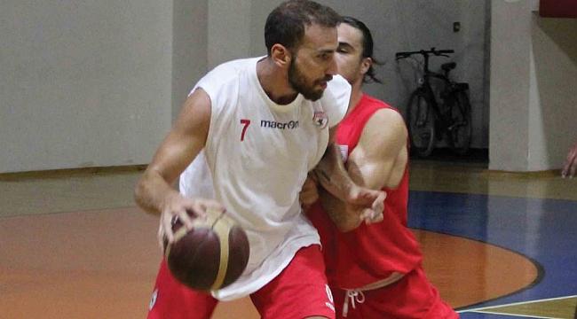 Basketbol hazırlanıyor