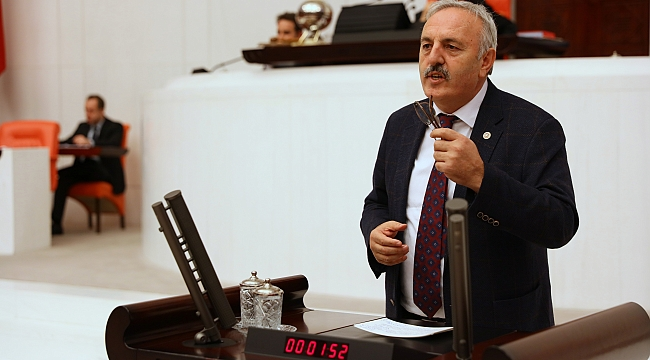 Bedri Yaşar'dan 'Yat Limanı' tepkisi