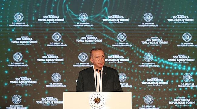 Erdoğan: Türk ekonomisi yeni rekorlara koşacaktır