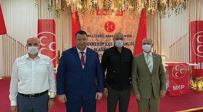 MHP Tekkeköy'deKöksal Kısa dönemi