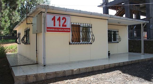 Samsun'a Sağlık İstasyonu kuruluyor