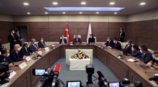 Samsun'da yoğun bakım doluluk oranı yüzde 77