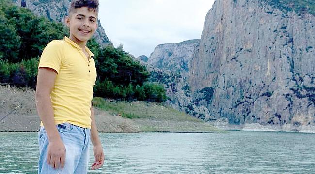 Suriyeli çocuk bıçakla öldürüldü