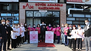 Büyük Anadolu'da meme kanseri farkındalığı