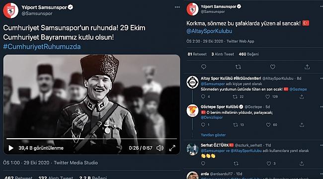 CUMHURİYETSAMSUNSPOR'UNRUHUNDA