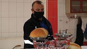 Ekmek gramajları fazla çıktı