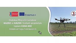 Projelere 350 bin euro destek