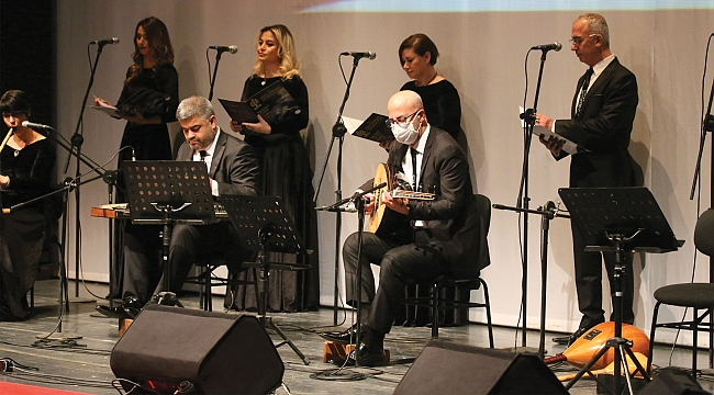 Samsun'da özel konser