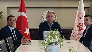 Ofis Bir-Sen'denTuran'a ziyaret