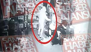 Samsun'da 7 gün boyunca aynı dükkanı soydu