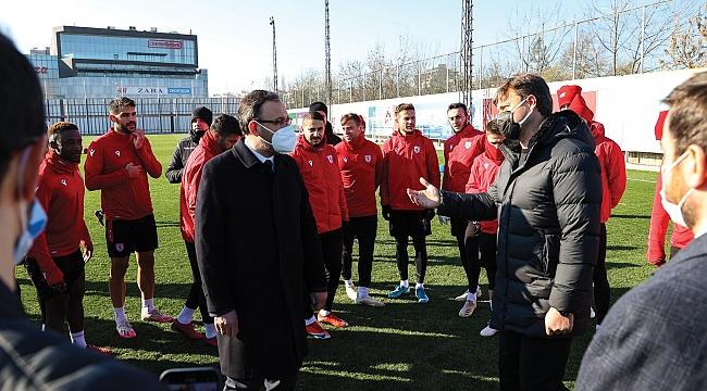 'Samsunspor'a Süper Lig yakışır'