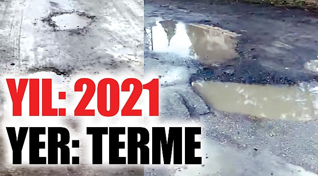 Yıl: 2021Yer: Terme