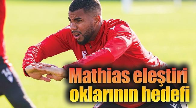 Mathias eleştirioklarının hedefi