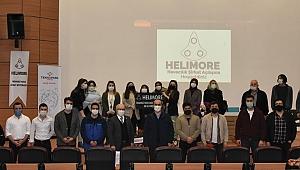 Öğrenciler havacılık şirketi kurdu