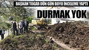 DURMAK YOK