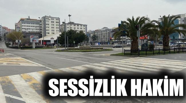SESSİZLİK HAKİM