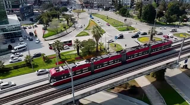 Tramvaya yerli üretim