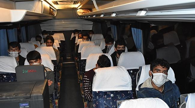 Otobüs şoförleri serbest kaldı