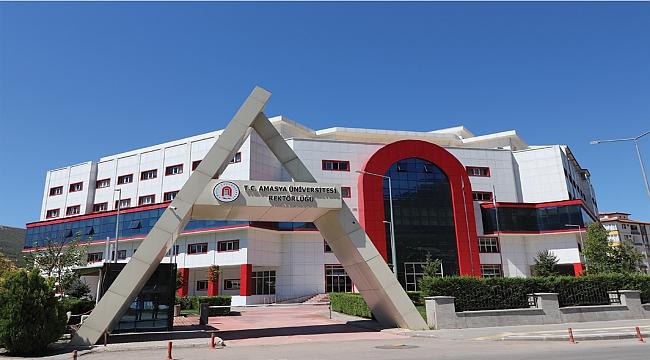 Amasya Üniversitesi Rektörlüğünden: