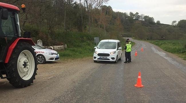 Jandarma 284 aranan şahsı yakaladı