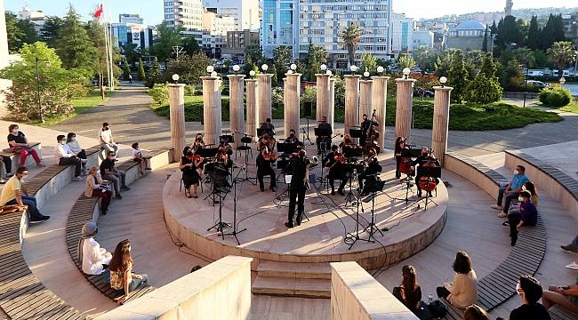 SAMDOB'tan 'Yaza Merhaba' konseri