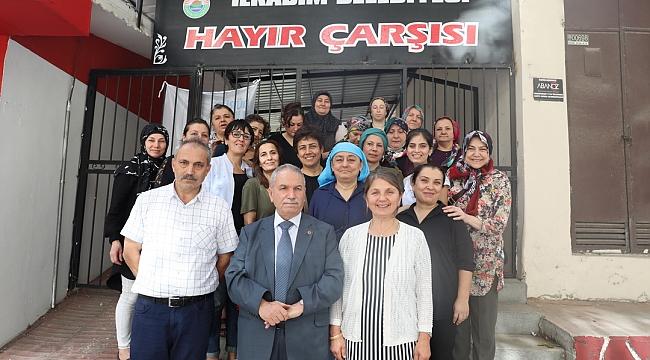 Sosyal belediyecilik Demirtaş'ın işi