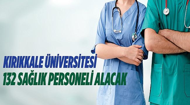 Kırıkkale Üniversitesi Rektörlüğünden:
