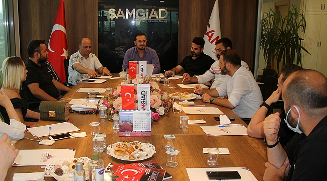 SAMGİAD'a stratejik planlama