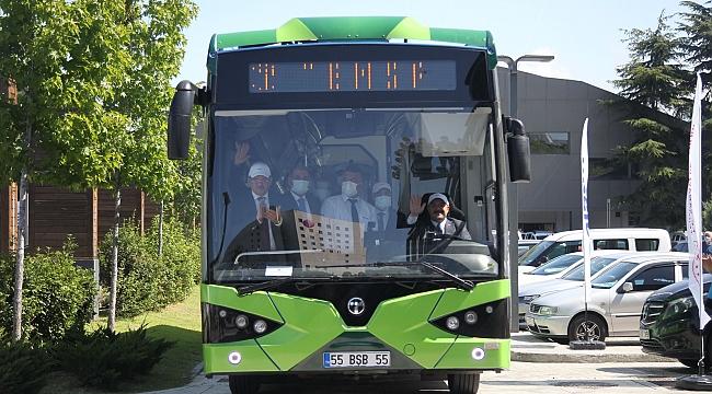 Toplu taşımada milli devrim