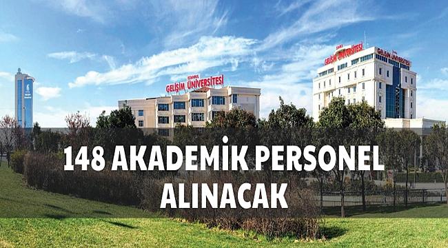 İstanbul Gelişim Üniversitesi Rektörlüğünden: AKADEMİK PERSONEL ALIM İLANI (PROFESÖR, DOÇENT, DOKTOR ÖĞRETİM ÜYESİ)