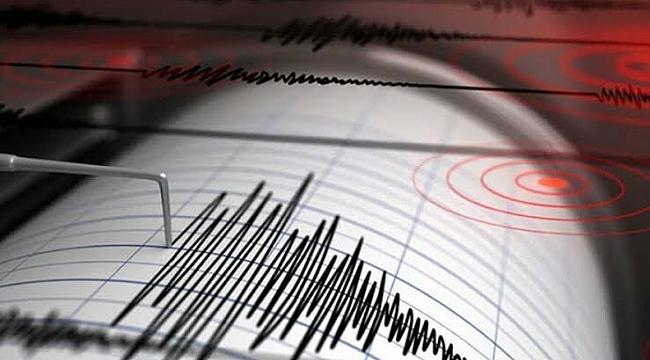Niksar'daki deprem Samsun'u salladı
