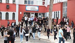 Öğrenciler tehlike altında