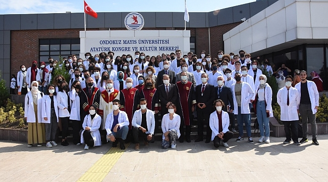 OMÜ Tıp Fakültesi'nden açılış