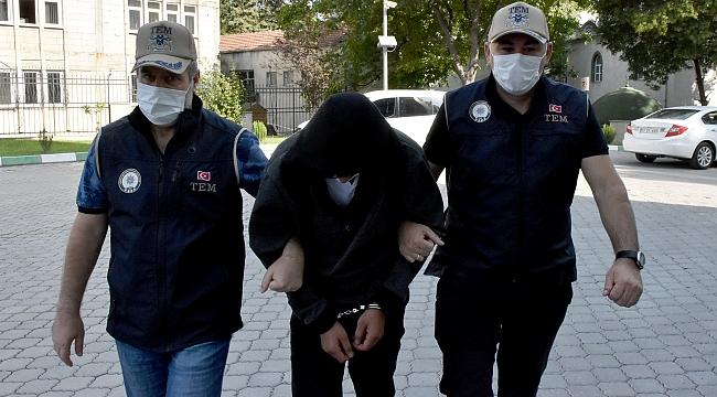 PKK/KCK hükümlüsü yakalandı