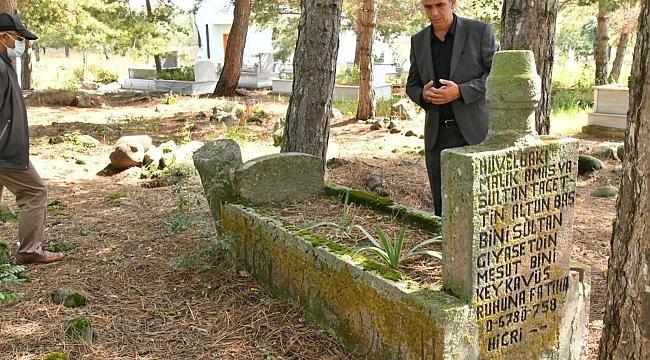 Keykavus'un mezarı  türbede korunacak