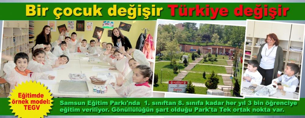 Bir Çocuk Değişir Türkiye Değişir