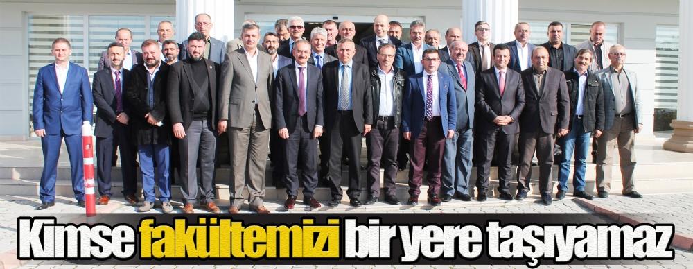 Hukuk Fakültesi'nin Samsun'a Taşınması Söylemleri Çarşambalıları Ayağa Kaldırdı
