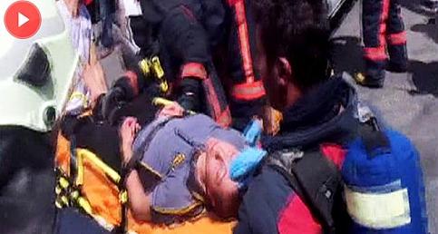 İstanbul'da büyük yangın! Çok sayıda yaralı var